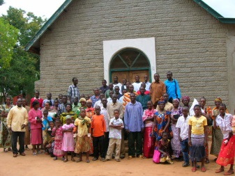 St Mary's Church Congregation